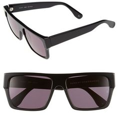 SUNDAY SOMEWHERE 'MBP' 55mm Rectangular Sunglasses - $250.00