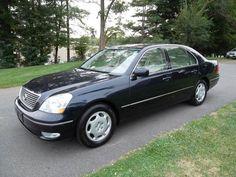 2001 Lexus LS 430 #NovaAutoSales #Cars #Vehicles #UsedCars #QualityVehicles #Leesburg #Virginia #LowPrices