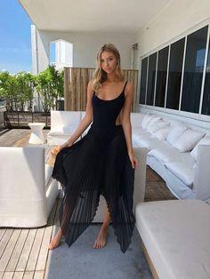 Sauvage Asymmetrical Draped Skirt #black #draped #skirt