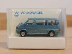 VW T4 Caravelle * 1:87 * Wiking * adriabalumet. in Modellbau, Auto- & Verkehrsmodelle, Autos, LKW & Busse | eBay!