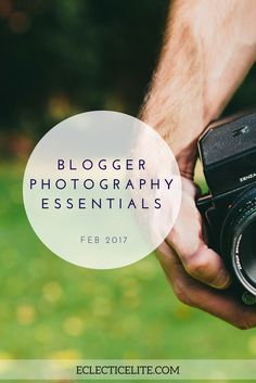 Do you have the ultimate blogger photography essentials in your setup? In this post I'll cover 4 Categories: All Purpose Shots, WaterProof Photography, On-The-Go Footage & Aerial Shots! Don't miss it. Click the image to discover the blog photography essentials!