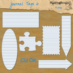 Journal Tags 6