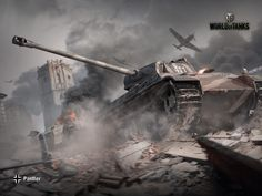 World of Tanks is a Massively Multyplayer Online Game Free to Play dedicated to the armored vehicles of the period between World War I and the Cold War period. The graphic level of the different… Continue Reading World of Tanks Word Of Tank, World Of Tanks Game, Tank Wallpaper, Wallpaper Art, Diorama, Tank Armor, War Thunder, Ww2 Tanks, Games