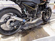 Racing Cafè: Yamaha RZ 250 by Auto Magic