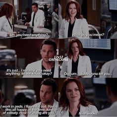 He works in peds, he can just tell Greys Anatomy Episodes, Greys Anatomy Funny, Grays Anatomy Tv, Grey Anatomy Quotes, Grey's Anatomy Tv Show, Grey Quotes, Dark And Twisty, Grey Stuff, Medical Drama