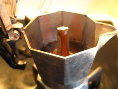 Moka Pot Brewing Espresso