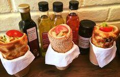 LOVE this idea.. Salad Twisters.. By Oana's UK. #kurtoskalacs Side Recipes, Unique Recipes, Kurtos Kalacs, Cake Oven, Chimney Cake, Gourmet Salad, Food Kiosk, Hungarian Recipes, Cake Shop