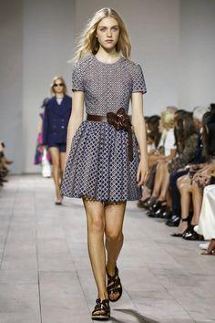 MICHAEL KORS - Spring Summer 2015 - New York Fashion Week