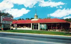 """Who Doesn't Remember """"HOWARD JOHNSONS"""" Restaurant.  One of My Favorites."""