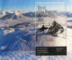 "Kronplatz crowned 'Best Ski Resort"" in Italy! http://www.kronplatz.com/en/live/news/kronplatz-best-ski-resort-2012/"