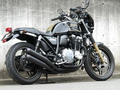 "Honda CB 1100 ""Hakofugu Cafè"" #3 by White House Japan"