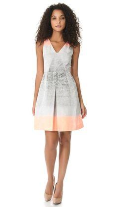 Beautiful @rachel_roy dress for spring