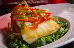 Grille 401 - Asian Sea Bass