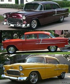 1955 Chevrolet Model Multi-Image