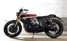 Tarmac Custom Motorcycles Yamaha XJ900
