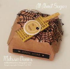 Stampin' Up! All About Sugar - Melissa Davies @rubberfunatics #stampinup #rubberfunatics