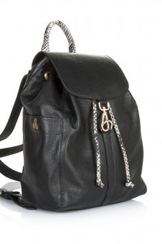 Hitt Bag Tumi Backpack Siyah Sırt Çantası: Lidyana.com