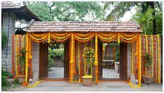 #south Indian Wedding Decor
