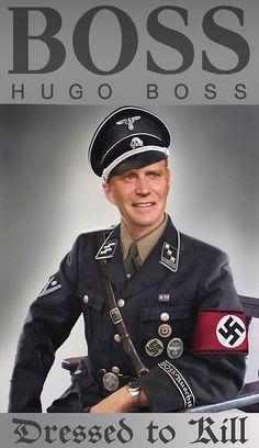 Hugo Boss - Nazi Uniform