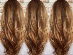 Butterscotch-Blond: Die neue Trendhaarfarbe für den Sommer