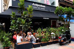 Antipodean Café, Kuala Lumpur, Malaysia | Cafés to try in Kuala Lumpur