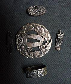 Japanese Sword TSUBA/Brass Material/KATANA/WAKIZASHI/TANTO/No.5 longquan sword http://www.amazon.com/dp/B017GASPIU/ref=cm_sw_r_pi_dp_9Z3nwb1QY48G2