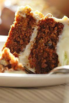 My favorite; carrot cake