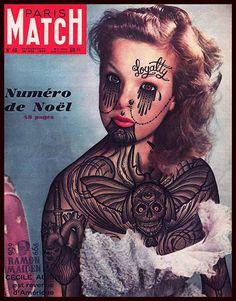 Ramon Maiden Tattoo Covers