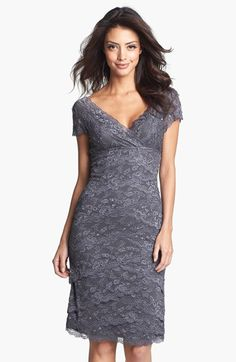 On sale, right now Jilli. Marina Tiered Lace Dress (Regular & Petite) available at #Nordstrom
