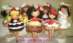 MANOS DE ROSANGELA - BLOG: GIRLS sweetie!