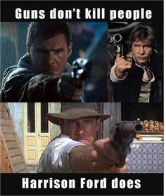 Harrison Ford.