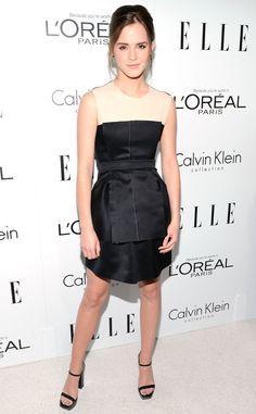 Emma Watson é eleita a atriz mais sexy do cinema
