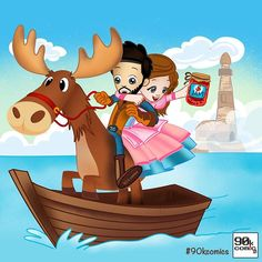 A comics we have made for @procreate #artmash #jam #moose and #boat.. well ofcourse that was 3 concepts but we were confused to choose one., so we mixedup all in one 😁😬... Here the story line.. The great Prince (that is me 😁) saved the princess ( monkey sitting behind my MOOSE ) from the most horrer Drangonless lighthouse with the help of automatic BOAT...and gifted the JAM to princess... #90kcomics 😍 #procreate.  #fun #prince #princess #comics 90s Kids, A Comics, Confused, Scooby Doo, Lighthouse, The Help, Moose, Boat, Concept