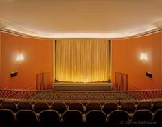 Cinema Paris, Berlin by Sylvia Ballhause