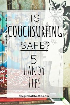 I was pretty anxious about Couchsurfing before signing up, but I didn't need to be. These tips helped me stay safe, make friends, and have an amazing trip.