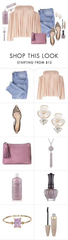 """""""Unconditional Love"""" by picassogirl ❤ liked on Polyvore featuring Essie, Elizabeth and James, Sam Edelman, Kate Spade, BeckSöndergaard, NOVICA, philosophy, Anna Sui, Yi Collection and Maybelline"""