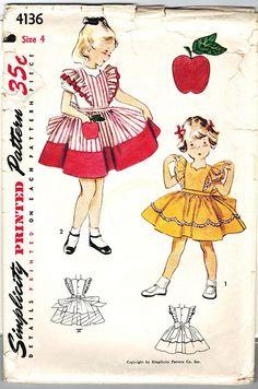Vintage Pattern 1940's