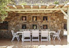 Mykonos Luxury Villas, Mykonos Villa Joplin, Cyclades, Greece