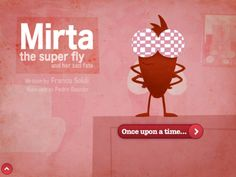 Review of Mirta the Super Fly on GiggleApps.com