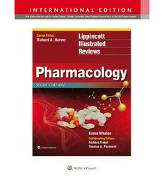Lippincott illustated reviews pharmacology / Whalen, Karen DISPONIBLE EN: http://biblos.uam.es/uhtbin/cgisirsi/UAM/FILOSOFIA/0/5?searchdata1=%209781469887562