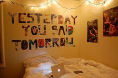 penuhi kamarmu dengan quote2 penyemangat