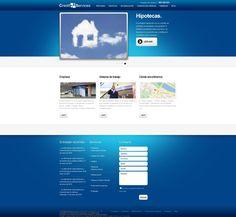Credit Services My Style, Web Design, Zaragoza, Entrance Halls, Tents