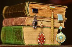 jewelled bookmark DIY   Tumblr