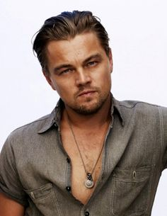 Leonardo DiCaprio, one of the few that look better and better as they get older :)