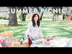 PERFECT PICNIC for Summer Honeysuckle - YouTube