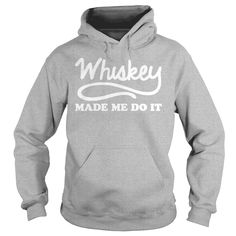 Whiskey Made Me Do It Funny T-Shirt #gift #ideas #Popular #Everything #Videos #Shop #Animals #pets #Architecture #Art #Cars #motorcycles #Celebrities #DIY #crafts #Design #Education #Entertainment #Food #drink #Gardening #Geek #Hair #beauty #Health #fitness #History #Holidays #events #Home decor #Humor #Illustrations #posters #Kids #parenting #Men #Outdoors #Photography #Products #Quotes #Science #nature #Sports #Tattoos #Technology #Travel #Weddings #Women