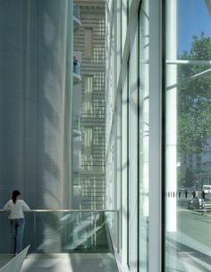 Imperial College Business School | Gallery | Projects | Foster + Partners