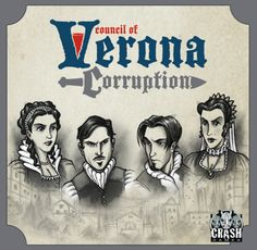 Council of Verona: Corruption game expansion
