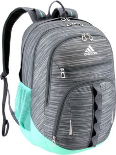 Shop the adidas Prime III Backpack online today at DICK'S Sporting Goods. Cute Backpacks For School, Cute Outfits For School, Girl Backpacks, Sports Backpacks, Leather Backpacks, Leather Bags, Mochila Under Armour, Under Armour Rucksack, Backpack For Teens