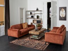 Etna sofa er av dansk design og leveres i flere ulike oppsett. Decor, Furniture, Sofa, Dansk Design, Home Decor, Couch